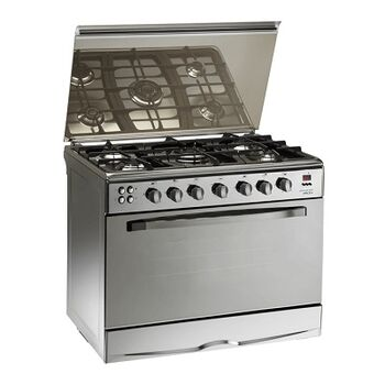 Freestanding Cookers / Iron Stainless Silver by Universal