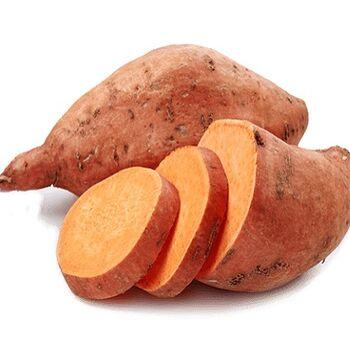 Fresh Sweet Potato by Snow Fresh Egypt