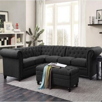 Adajo modern Living Room by Furniture Ideal