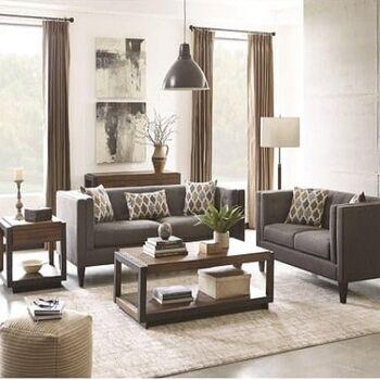 Fscott Living Room by Furniture Ideal