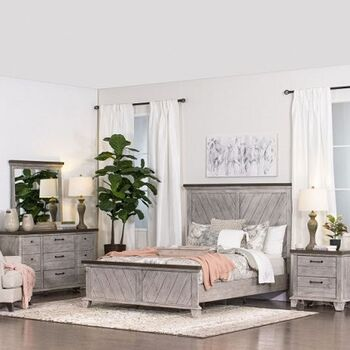 Charleston Bedroom by Furniture Ideal