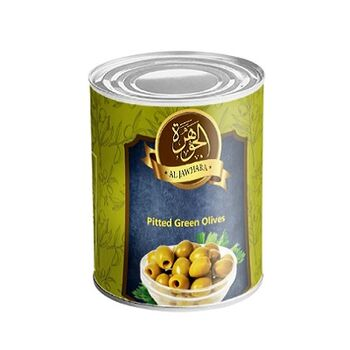 Al Jawhara Pitted Green Olives by Two Brothers Co.