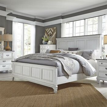 Allyson Park Bedroomby Furniture Ideal
