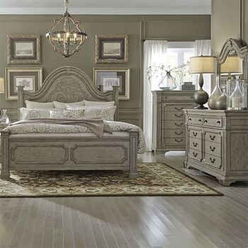 Grand Estates Bedroom by Furniture Ideal