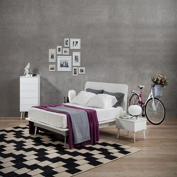 Aika Bedroom by Furniture Ideal