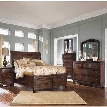 Sofia Bedroom by Furniture Ideal