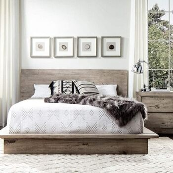 Valery Bedroom by Furniture Ideal