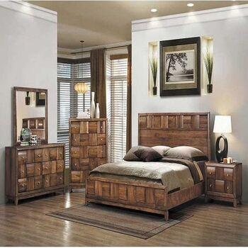 Luna Bedroom by Furniture Ideal