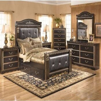 Elisa Bedroom by Furniture Ideal