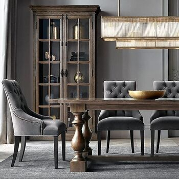 Alberite Rectangular Dining by Furniture Ideal