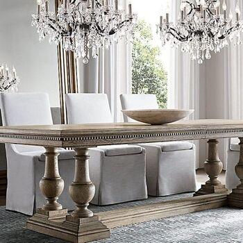 MendaviaRectangular Dining by Furniture Ideal