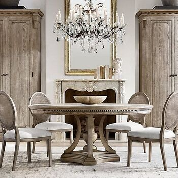 MendaviaRound Dining room by Furniture Ideal