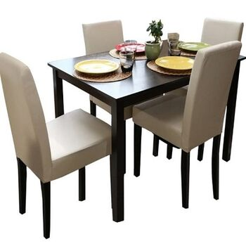 Juliette Dining room by Furniture Ideal