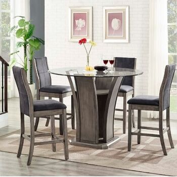 Renee Dining room by Furniture Ideal