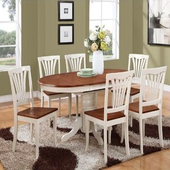Lucienne Dining room by Furniture Ideal