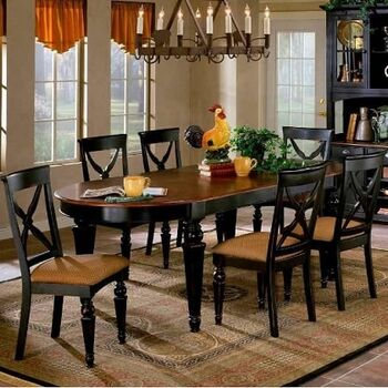 Cecile Dining room by Furniture Ideal