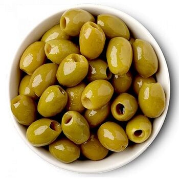 Green Olives by Deluxe