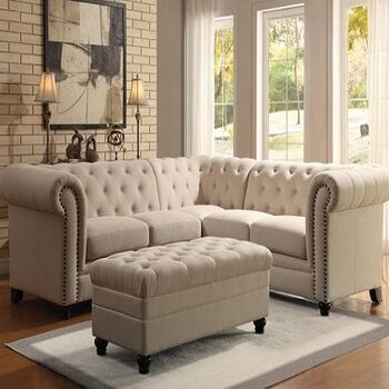 Brandon Living Room by Furniture Ideal