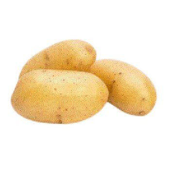 Fresh Potatoes by Dakahlia CO