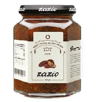 Zazio Date Jam Premium Quality by BCF