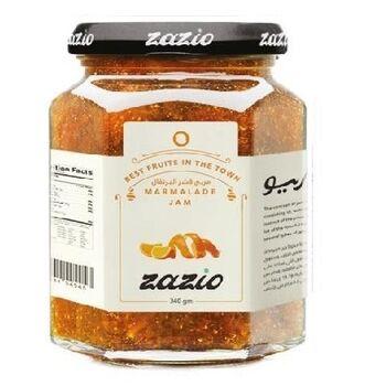 Zazio Orange Marmelade Jam Premium Quality by BCF