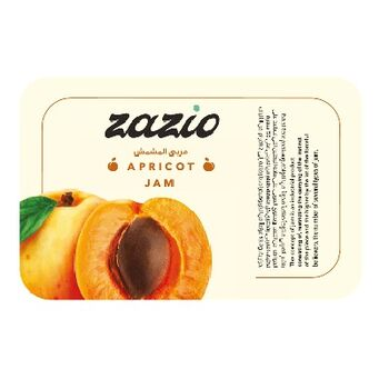 Zazio High Quality Apricot Jams portions by BCF
