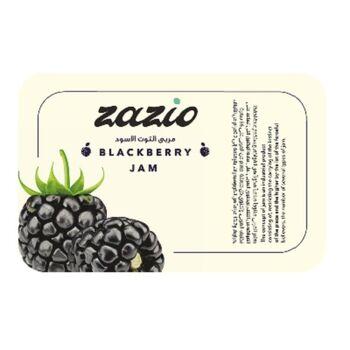 Zazio High Quality Blackberry Jams portions by BCF