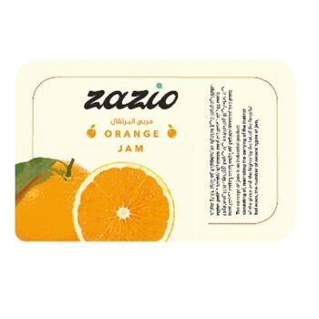 Zazio High Quality Orange Jams portions by BCF