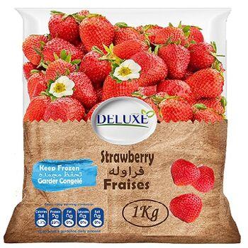 Frozen Strawberries by Deluxe