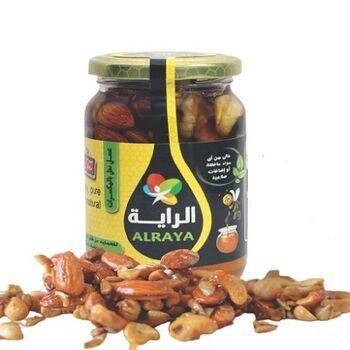 Al Raya Honey with nuts by Al Rabwa