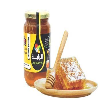 Al Raya Honey bees with beeswax by Al Rabwa