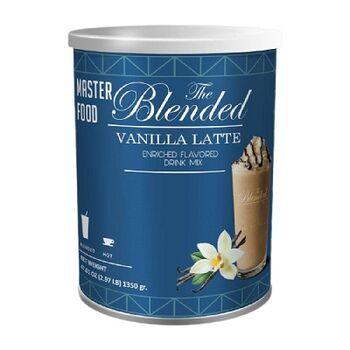 Vanilla Latte by Master Food