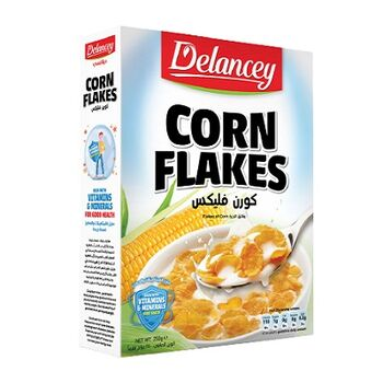 Delancey Corn Flakes by Famous Food