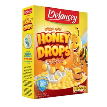 Delancey Honey Drops by Famous Food