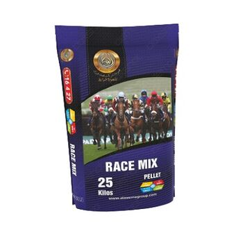 Horse Food Race Mix 11%  by AL ASEMA GROUP