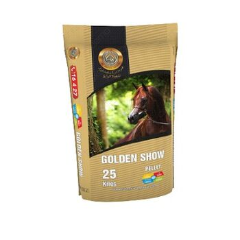 Horse Food Golden Show 16% by AL ASEMA GROUP