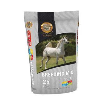 Horse Food Breeding Mix 14% by AL ASEMA GROUP