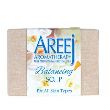 Balancing Soap by Areej