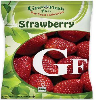 Frozen Strawberry by Green Valley Alex