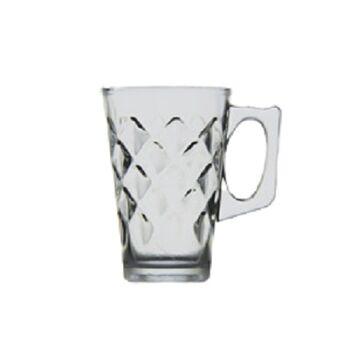 Royal Glass Karoh Tea Mugs by Techno Glass
