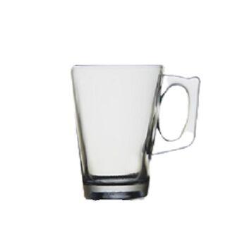Royal Glass Plain Tea Mugs by Techno Glass