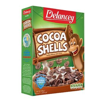 Delancey Cocoa Shells by Famous Food