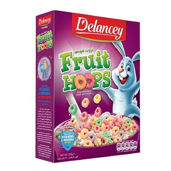 Delancey Fruit Hoops by Famous Food