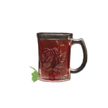 Royal Glass Kenzy Tea Mugs by Techno Glass
