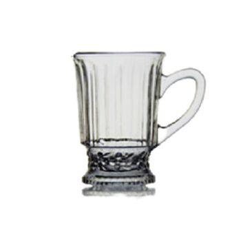 Royal Glass Cairo Tea Mugs by Techno Glass