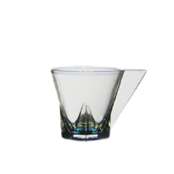 Royal Glass Bounjor Tea Mugs by Techno Glass