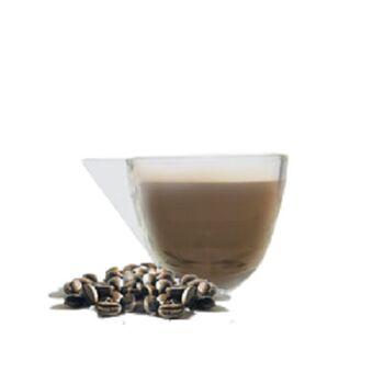 Royal Glass Moka Coffee Mugs by Techno Glass