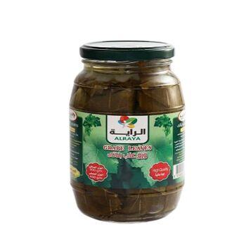 Al Raya Vegetable Grape leaves by Al Rabwa