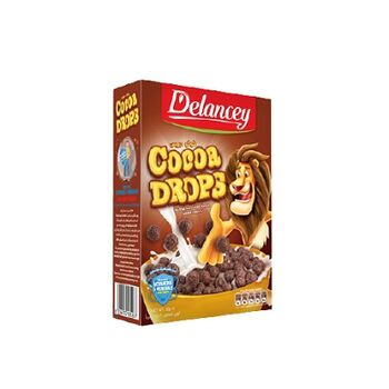 Delancey Cocoa Drops by Famous Food