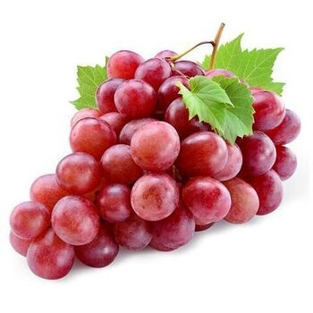 Fresh Grapes by AGROVALLEY
